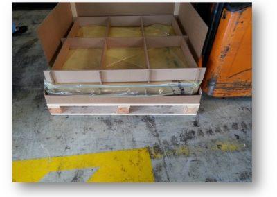 Zylinderkopfverpackungen