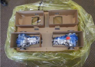 Getriebeverpackungen